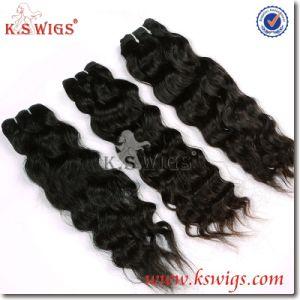 Top Grade Human Hair Extension Virgin Brazilian Hair pictures & photos