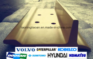 Steel Track Shoe D4h for Caterpillar Bulldozer pictures & photos