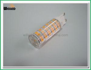 G9 LED Bulb Light AC110V 220V 5W Dimmable LED G9 Lamp 75PCS SMD2835 Ceramic Base pictures & photos