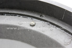 Watertight Composite Material Manhole Cover/ Inner Cap Manhole Cover/ SMC Sealed Man Holes pictures & photos
