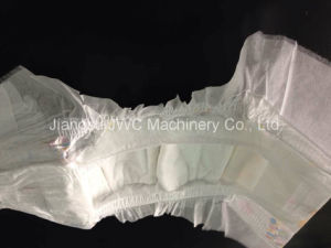 High Quality 270 Degree Elastic Waistband Baby Diaper pictures & photos