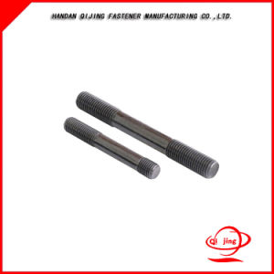 Galvanized Carbon Steel Furniture Double Ended Thread Bolt pictures & photos
