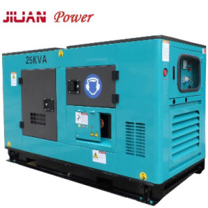 Sale Price for 30kVA High Speed Eletrical Diesel Generator pictures & photos