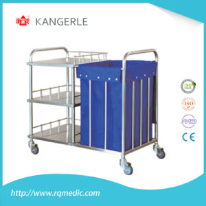 S. S. Nursing Care Trolley/Hospital Trolley/Medical Trolley pictures & photos
