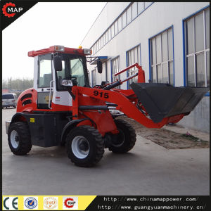 10 Years Manufacturer 1.5ton Wheel Loader CS915 (ZL15F) pictures & photos
