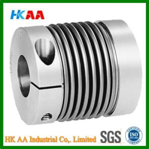 Aluminum Flexible Coupling, Flexible Joint Coupling, Flexible Shaft Coupling pictures & photos