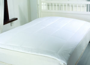 Duck Down Feather Mattress Topper pictures & photos