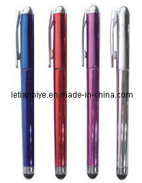 Promotion Stylus Pen, Plastic Promotion Pen (LT-Y068) pictures & photos