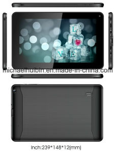 OEM Production 9′′ Capacitive Touchscreen Android Quad-Core WiFi Tablets (MID9002B) pictures & photos