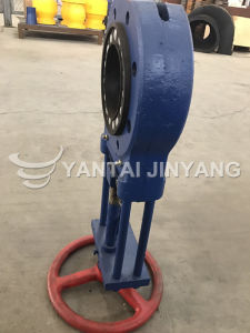 Knife Gate Valve with Stainless Steel Paddles pictures & photos