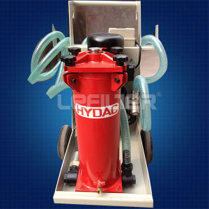 Hydac High Precision Replace Hydraulic Oil Filter Cart pictures & photos