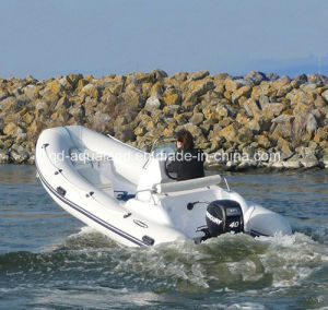 Aqualand 16feet 4.7m/Rib Boat/Rigid Inflatable Boat Boat (RIB470C) pictures & photos