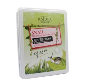 Snail Whitening Anti-Spot Face Mask pictures & photos