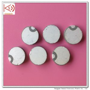 10mm 1MHz High Frequency High Power Ceramic Transducer