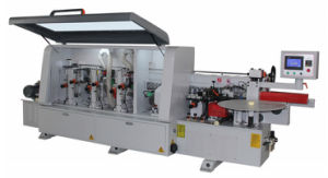 Manual/ Semi-Auto/Automatic Edge Banding Machine Mfz518 Automatic PVC Edge Bander for MDF/Plywood pictures & photos