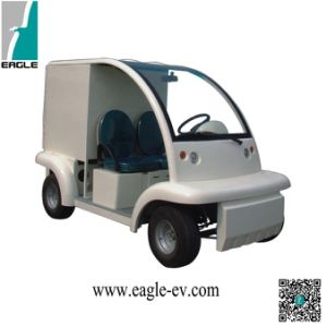 2 Passenger Electric Utility Vehicles, CE Approved pictures & photos