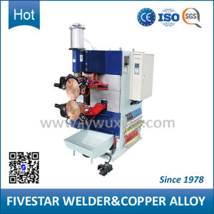 3 Phase Rectifier Seam Welding Machine for Galvanizing Tank