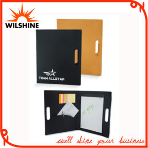 Office Supply Paper Cover File Holder Presentation Folder (FM416) pictures & photos