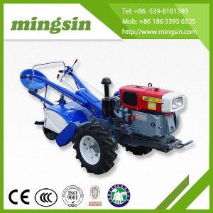 Df Type 15HP Diesel Engine Walking Tractor (power tiller) Mx-151 pictures & photos