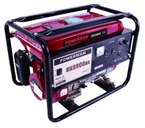 2000W Gasoline Generator with 12V DC Output (GH2900DX) pictures & photos