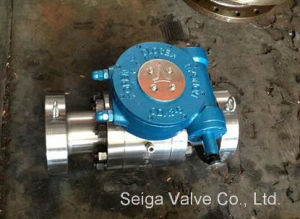 Fixed Ball Valve Special for API Petroleum pictures & photos