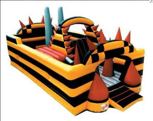 Cheap Price Obstacle Cource Inflatable Obstacle Course Jp1227-4 pictures & photos