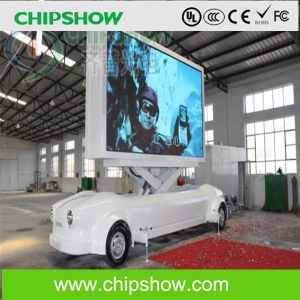 Chipshow Ruck Mobile Outdoor P10 Advertising LED Display pictures & photos