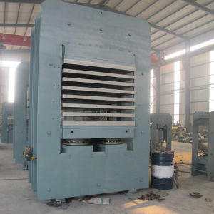 Multilayer Plate Vulcanizing Machine Rubber Machinery pictures & photos