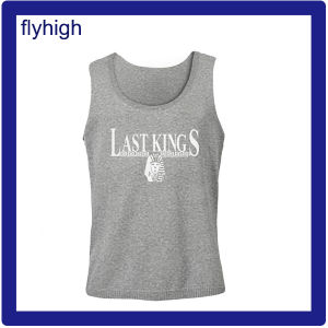 Ladies Elastic Cotton Slim Fit Tank Top pictures & photos