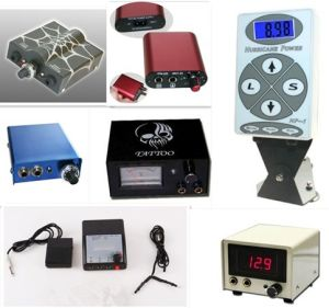 Professional Tattoo Power Supply - Tattoo Machine Partner pictures & photos
