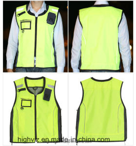 Reflective Vest for Outdoor Sportwear (C2424) pictures & photos