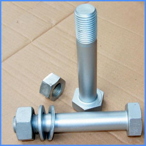 DIN931/DIN 933 Dacromet Surface Treatment Bolt and Nut pictures & photos