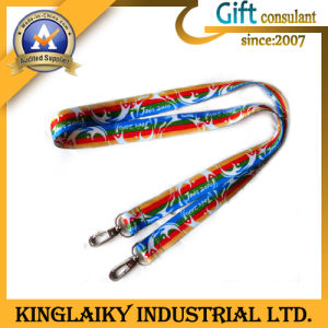 Printed Colorful Neck Lanyard for Promotion (KLD-003) pictures & photos