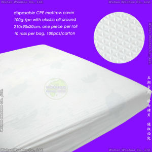 Disposable PVC Mattress Cover pictures & photos