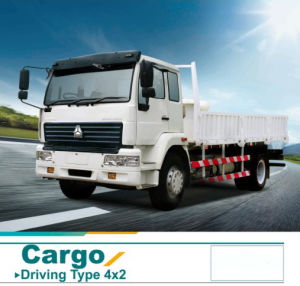 Best Price HOWO Cargo Truck of 4*2 pictures & photos