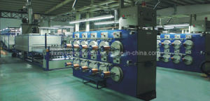 Horizontal Type Energy Saving Enamelling Machine (TLQ5/1-9+9/9)