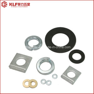 DIN6340 Flat Washer pictures & photos