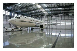 Galvanized Steel Structure Airplane Hangar Covering pictures & photos