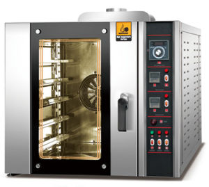 5 Trays Gas Home Choice Italian Commercial Convection Oven (ALB-5Q)