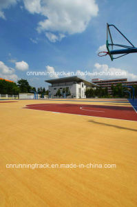 Durable Crystal Basketball Flooring for Sports Stadium pictures & photos