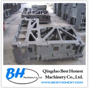 Cast Iron Machine Part pictures & photos