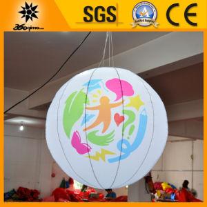 Custom Inflatable Hanging LED Lighting Balloon