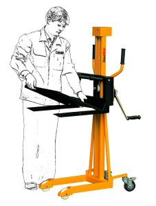 Mini Winch Stacker (MF-A08/MF-A15)