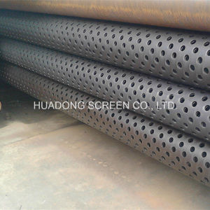 Perforated Steel Pipe for Water Well pictures & photos