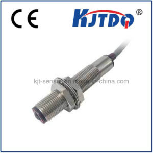 Customized Hot Sale 10-36VDC M12 & M18 Photo Diffuse Sensor with PE pictures & photos