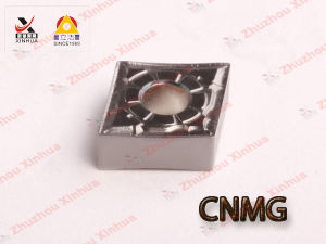 High Hardness Cermet Insert for Indexable Cutting Tools Tnmg pictures & photos