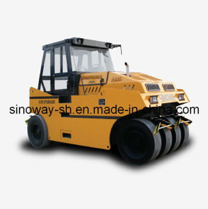 Sinoway Pneumatic Tyre Roller (SWP1016(H)) pictures & photos