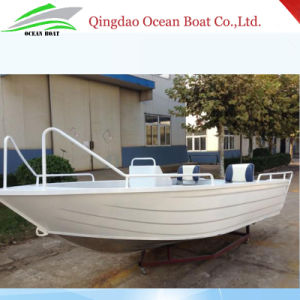4.5m with High Strength Buoyancy Fishing Boat pictures & photos