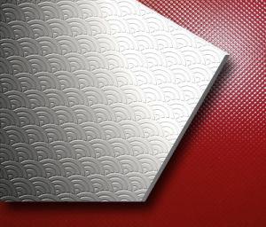 Embossed Steel Press Plate (WHM-9322)