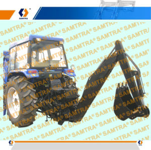 Lw-6 Backhoe Loader Backhoe Digger